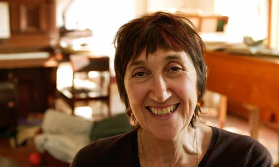 Michele Hanson: musician, teacher, activist and writer.