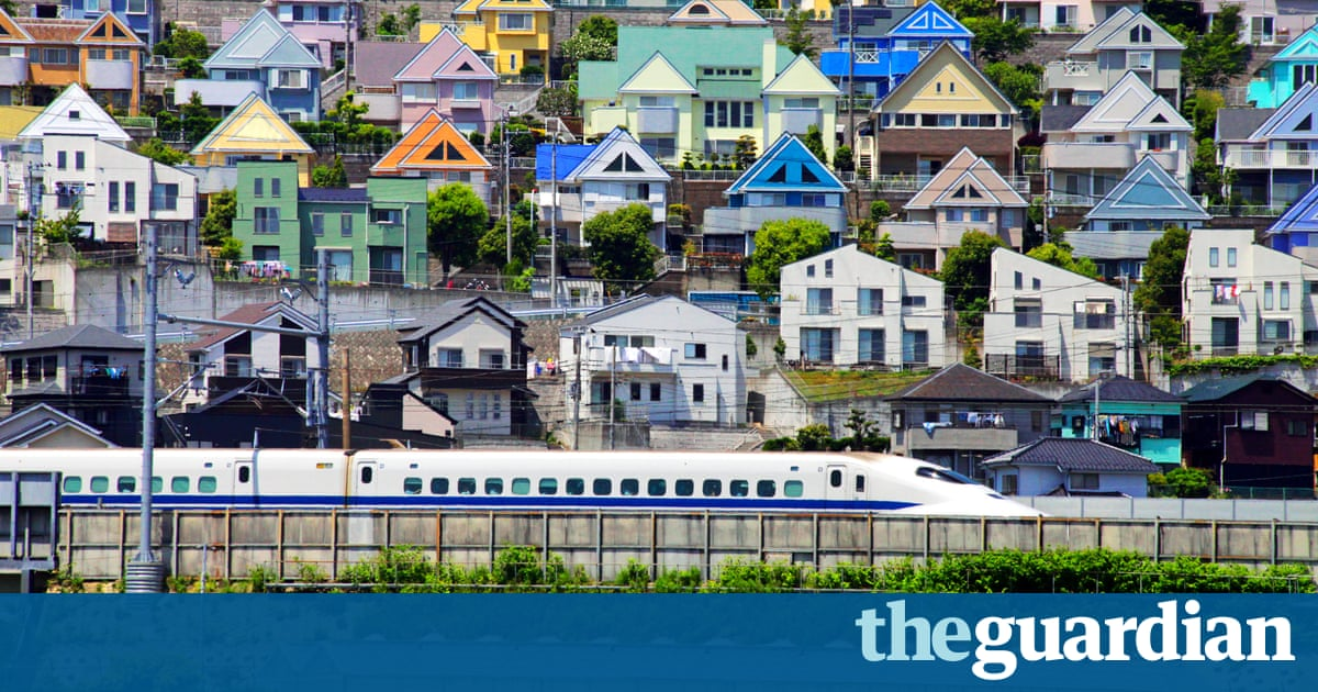Raze, rebuild, repeat: why Japan knocks down its houses after 30 years