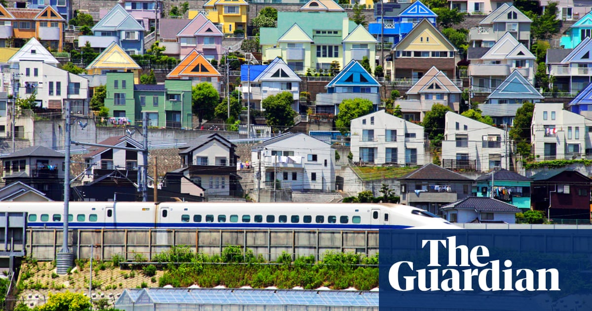 Raze, rebuild, repeat: why Japan knocks down its houses