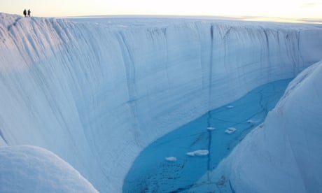 Sea levels may rise more rapidly due to Greenland ice melt