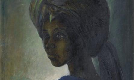 Ben Enwonwu's Tutu (1974)