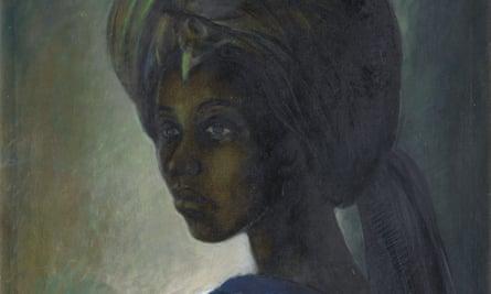 Tutu (1974) by Ben Enwonwu