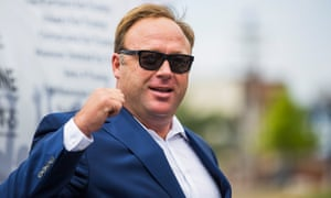 Radio host Alex Jones is being sued by two families who lost children in the Sandy Hook mass shooting.