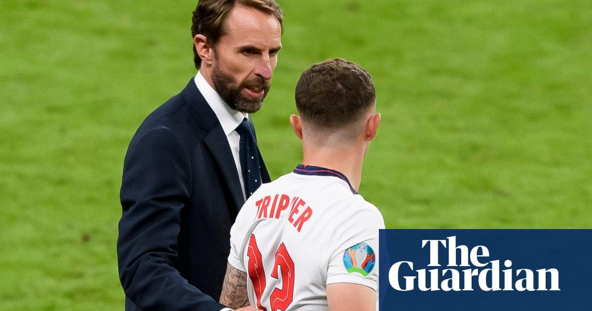 'Gareth was just so positive': Kieran Trippier hails Southgate's team talk