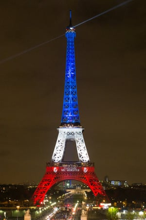Eiffel Tower in France - Eiffel Tower is the symbol of France