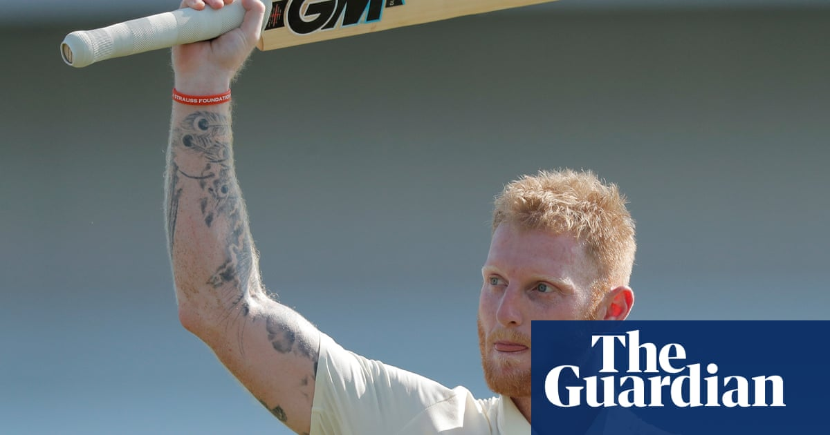 Ben Stokes's best England innings since Botham puts all else in shade | Andy Bull