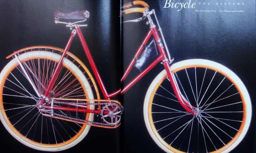 Pages from David V Herlihy's Bicycle: The History