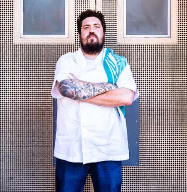 Chef Duncan Welgemoed