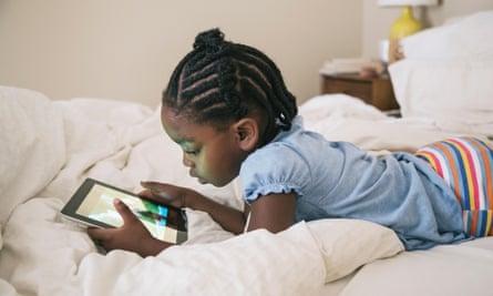 child views tablet