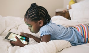While some have called for parents to set boundaries, scientists say 99% of a child's wellbeing has nothing to do with screen viewing.