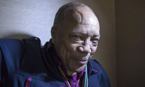 'Hip-hop is just jazz. I called Count Basie a homeboy years ago' … Quincy Jones.