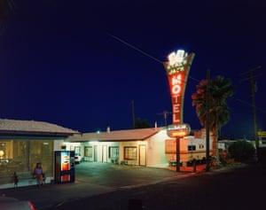 The Black Jack Motel