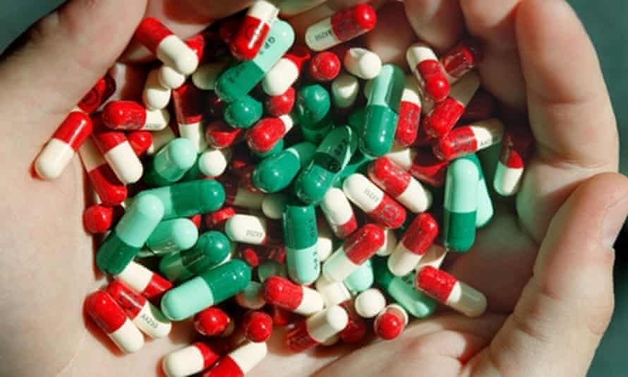 Of the 34m antibiotics prescribed each year, 10% are handed out to people inappropriately.