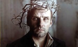 Anatoly Solonitsyn in Andrei Tarkovsky's Stalker.