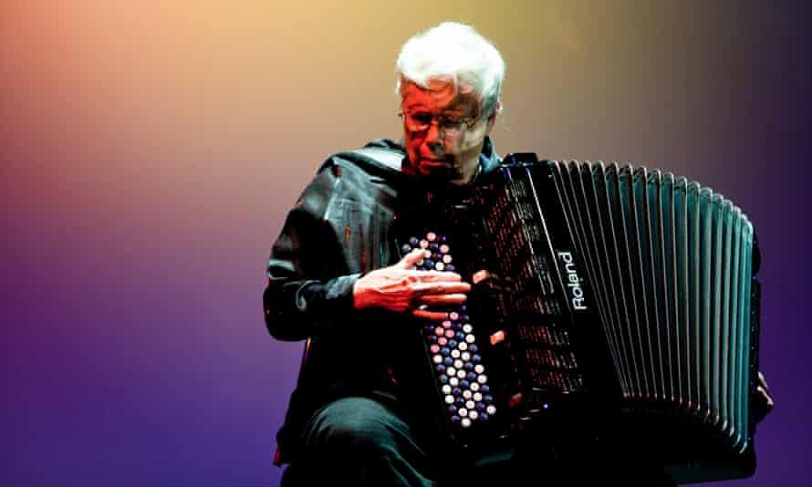 Pauline Oliveros.