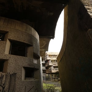 St Peter's Seminary in Cardross