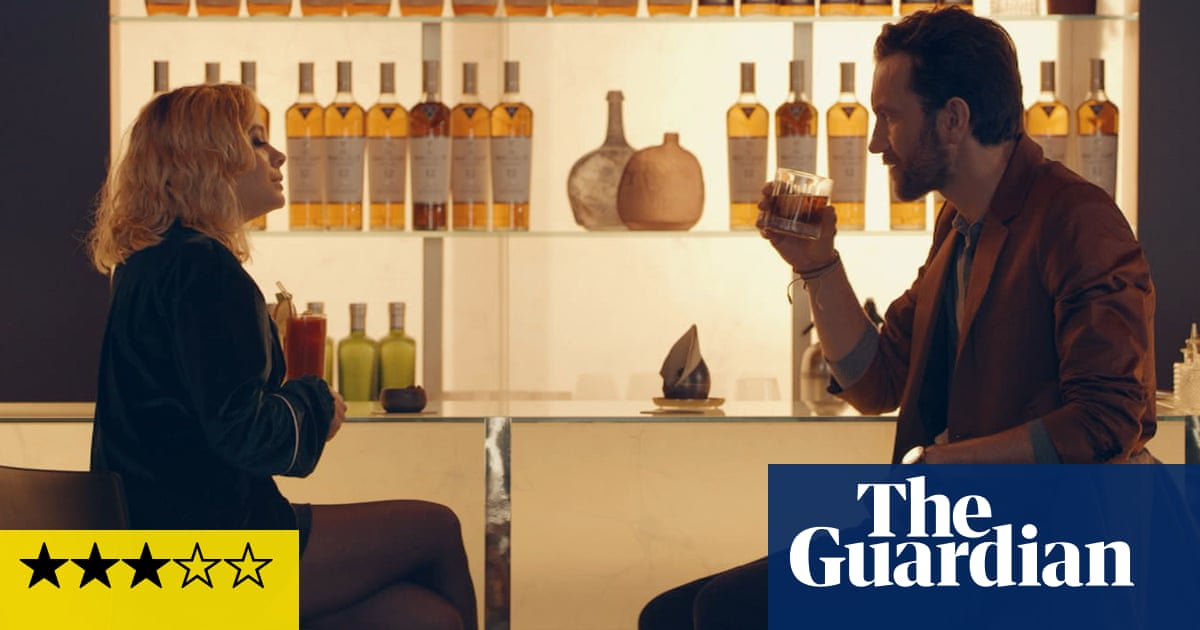 A Perfect Enemy review – devious Euro-thriller with the manic pixie dream girl from hell