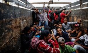 venezuela about 3m have fled political and economic crisis since