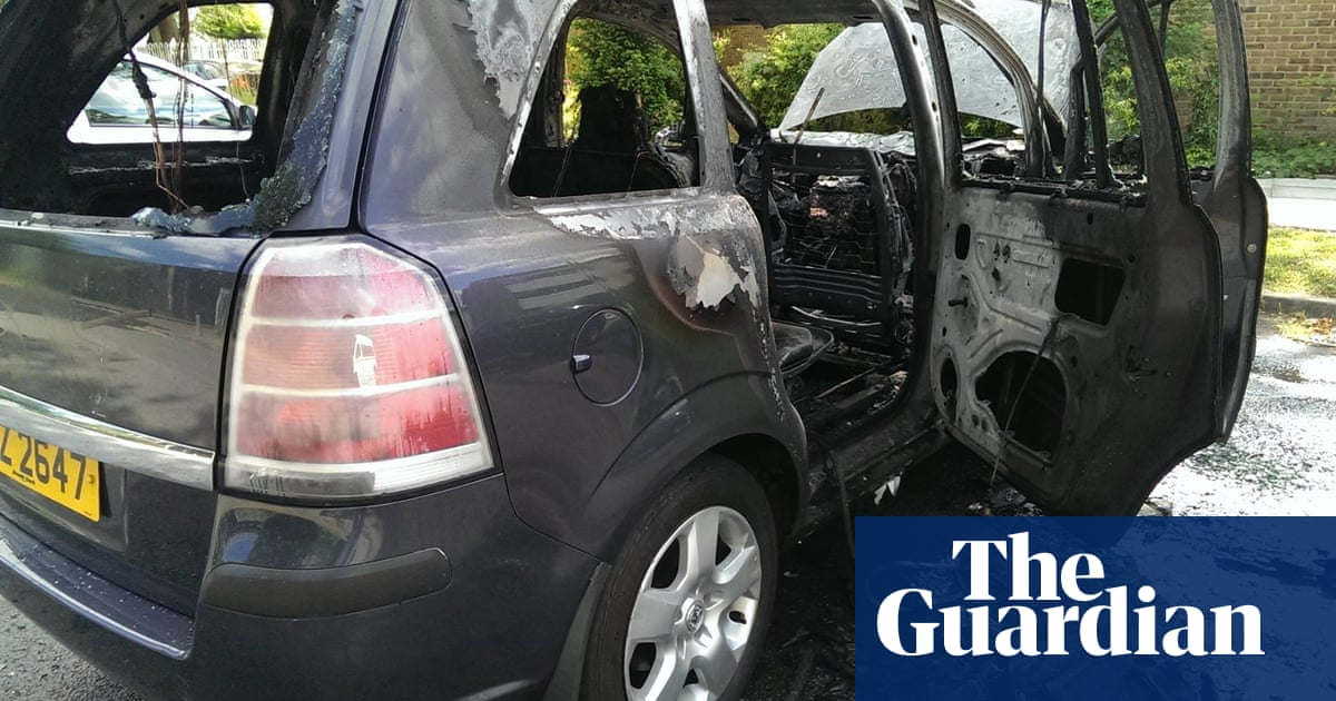 Vauxhall Recalls More Than 220000 Zafira B Cars Over Fire Risk