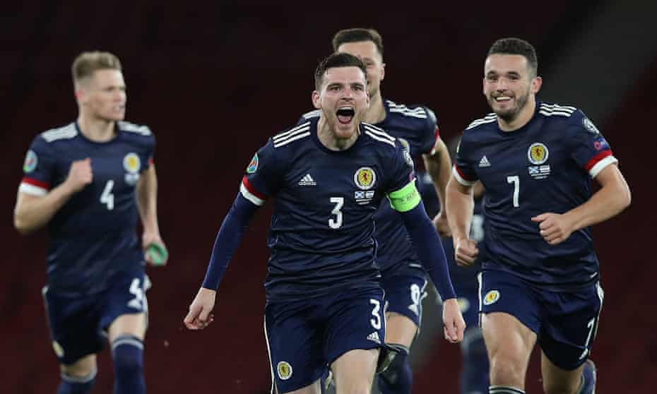 Andy Robertson has risen from amateur football with Queen's Park to become a Premier League and Champions League winner.