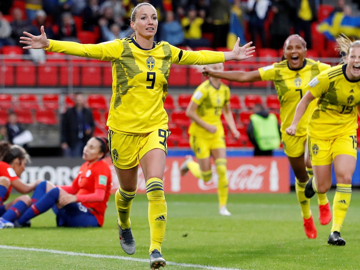Chile 0-2 Sweden: Women's World Cup 2019 – as it happened | Football | The Guardian