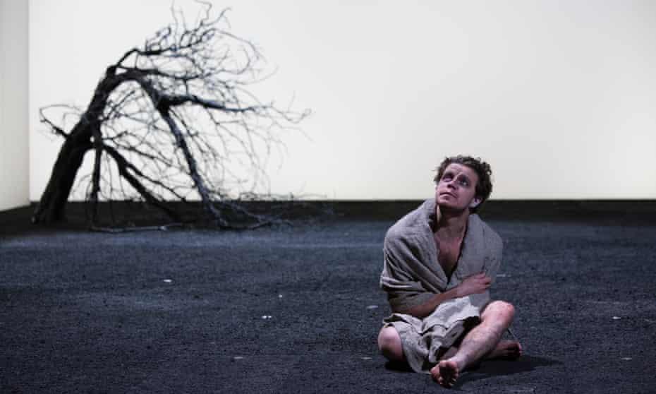 Oliver Johnstone in King Lear.
