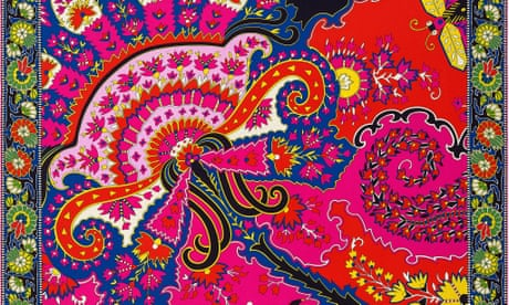 'Paisley from Paisley' enjoys resurgence with help from Hermès