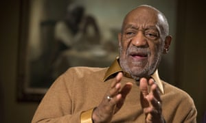 Bill Cosby during an interview at the Smithsonian's National Museum of African Art in Washington in 2014.
