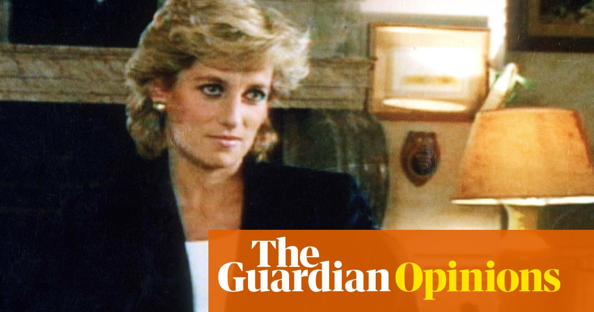 Why could none of us see the problem with Martin Bashirs Diana interview? | Gaby Hinsliff