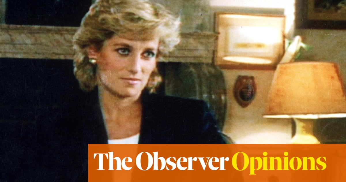 Charles Spencer might have a case but smart Diana always wanted to tell her full story | Catherine Bennett