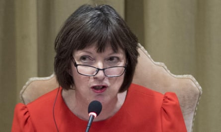 Frances O'Grady has singled out Amazon as an example of poor working conditions.