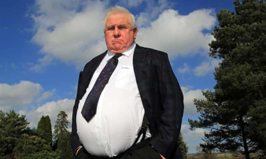 Fergus Wilson is being investigated by the EHRC.