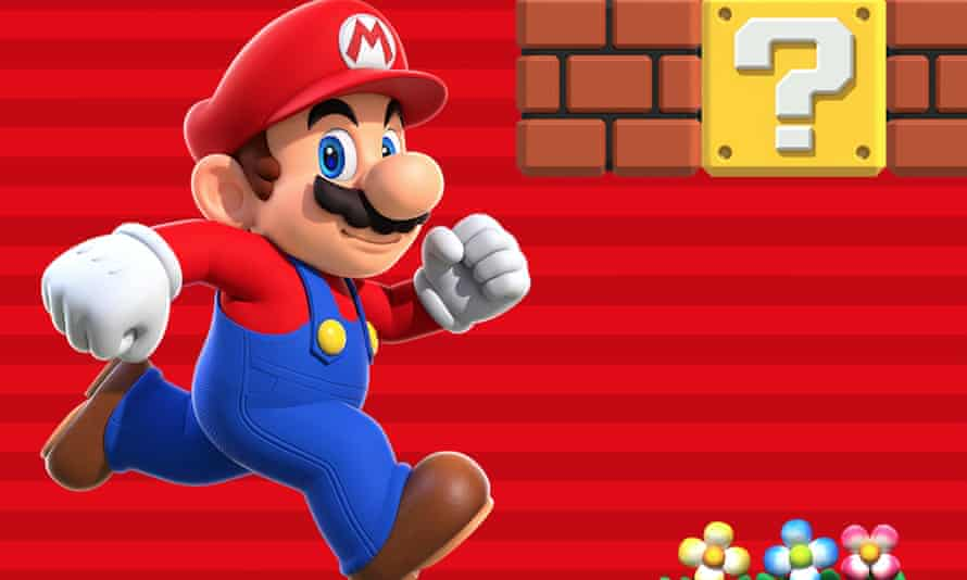 Nintendo's Mario, who first appeared in 1981's Donkey Kong.