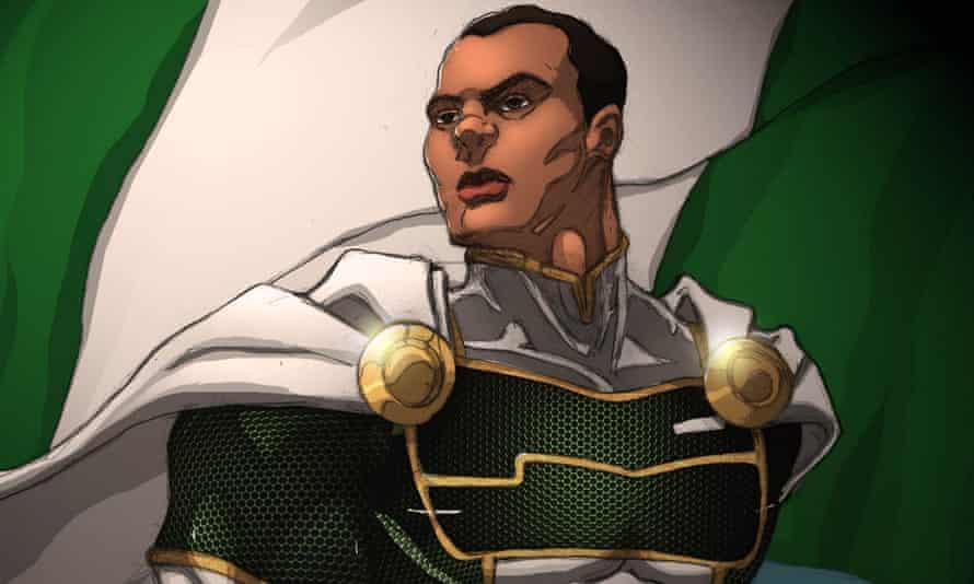 Nigeria's Guardian Prime: a superhero for a new era.