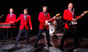 Not just Fall guys: The Story of Frankie Valli and the Four Seasons' musical