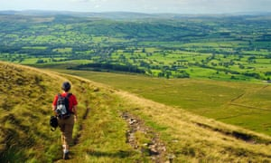 The Ribble Valley, in Lancashire, was found to be the UK's happiest place in 2019 by the Office for National Statistics.