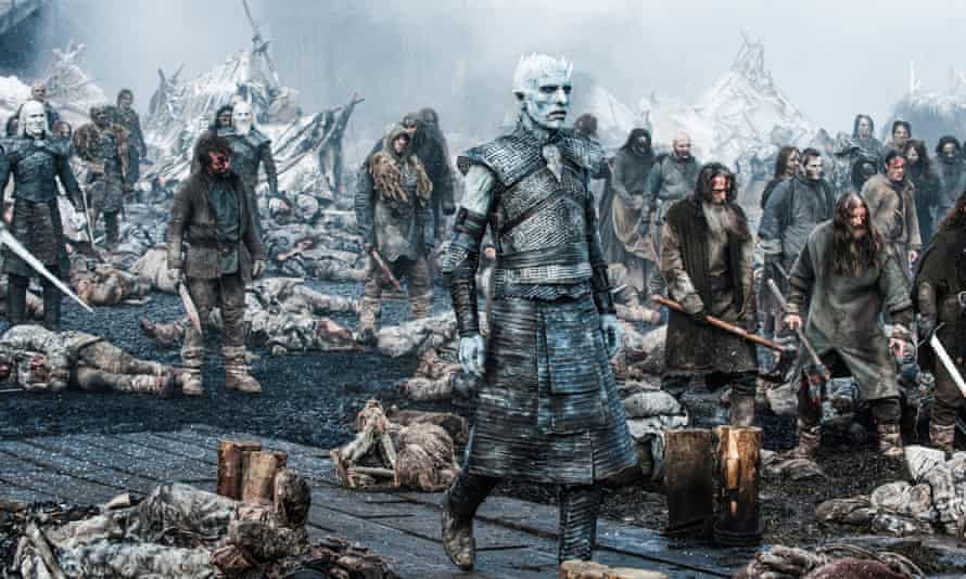 Game of Thrones has been keeping zombies employed in glamorous TV extra work.