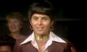 Gloria Allred in 1977.
