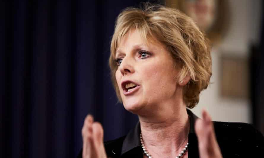 Conservative MP Anna Soubry
