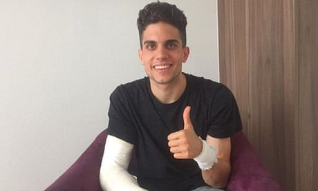 Marc Bartra 'doing much better' after injury in Borussia Dortmund blasts