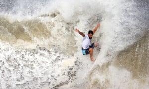 ブラジル離脱ペレイラ(Italo Ferreira)が東京五輪男子サーフィン決勝で活躍している。