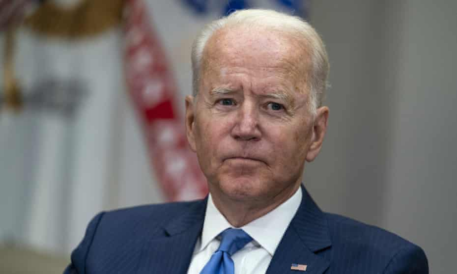 Joe Biden. 'Biden has shown a willingness to think big, but he hasn't delivered on structural reforms.'