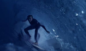 Heal the Living's 'remarkable' surfing sequence conveys 'airy adolescent exuberance'.