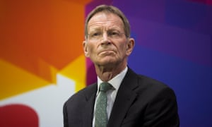 Sir Nicholas Serota at Tate Modern's unveiling of its Switch House extension in June 2016.