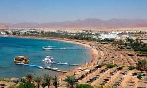 Na'ama Beach in Sharm el-Sheikh