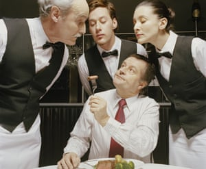 Image result for High patience power in waitering