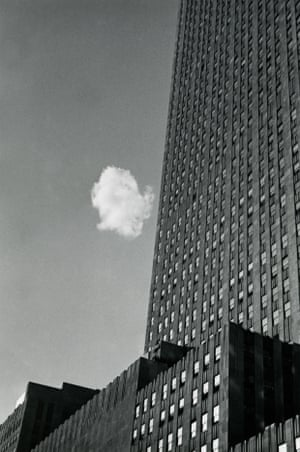 Lost cloud, New York, 1937