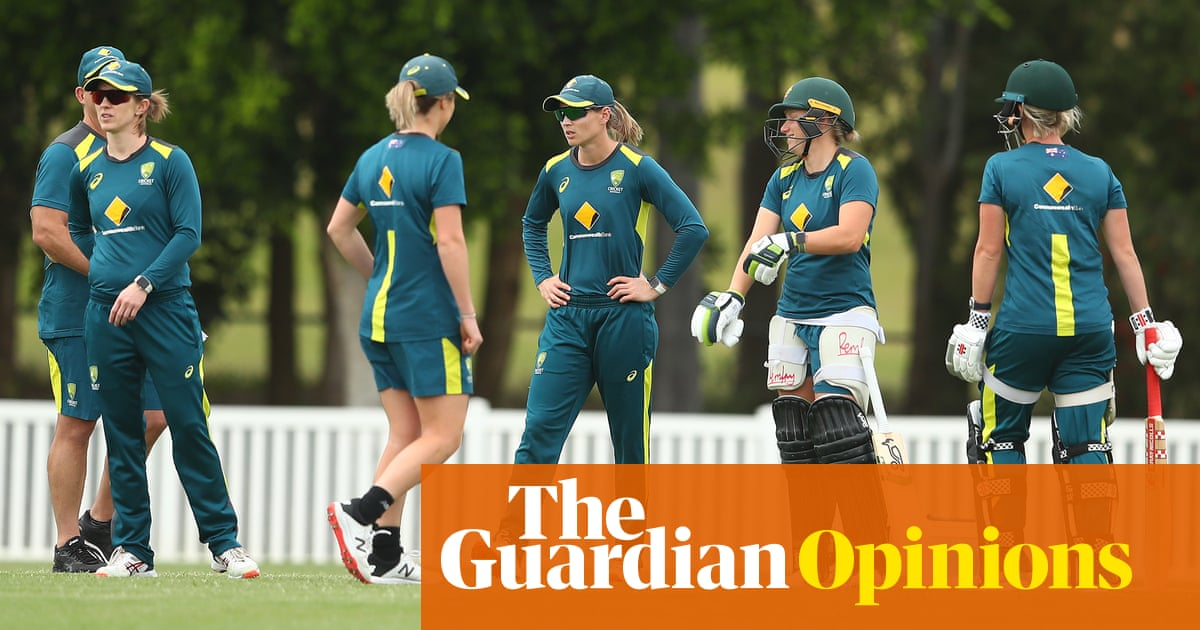 Surreal and a little bit scary: cricket returns to Australia in the Covid era | Megan Schutt