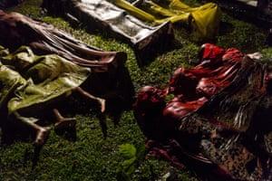 Rohingya dead