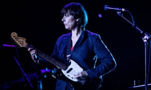 No compromise ... Lætitia Sadier of Stereolab.